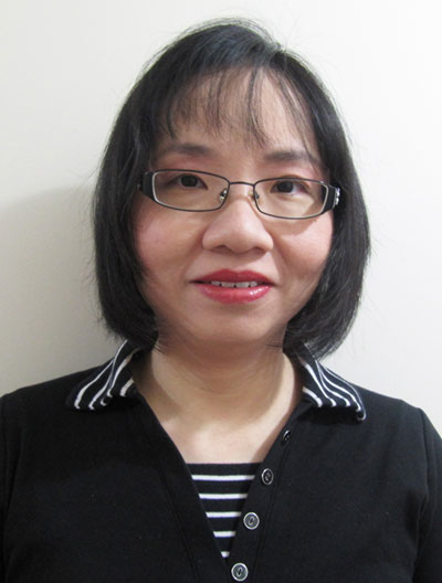 Dr. Suzanne Ting